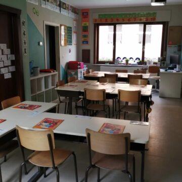 klaslokaal Huis 69 – de klas