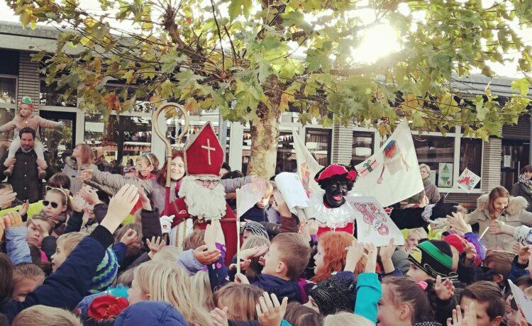 Lager – Sint en Piet op school