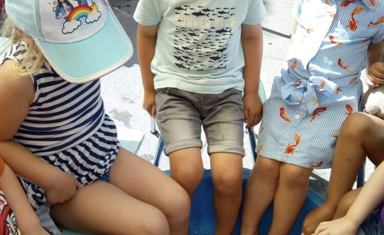 Kleuter – zomer op school