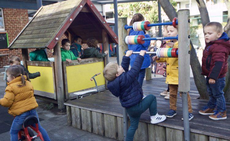 Kleuters – speelplaats jongste kleuters