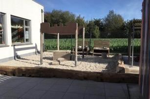 hoofdschool – speelplaats oudste kleuters