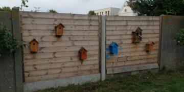 MOS – vogelhuisjes maken