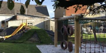 Tuin Huis 69 – speeltuin