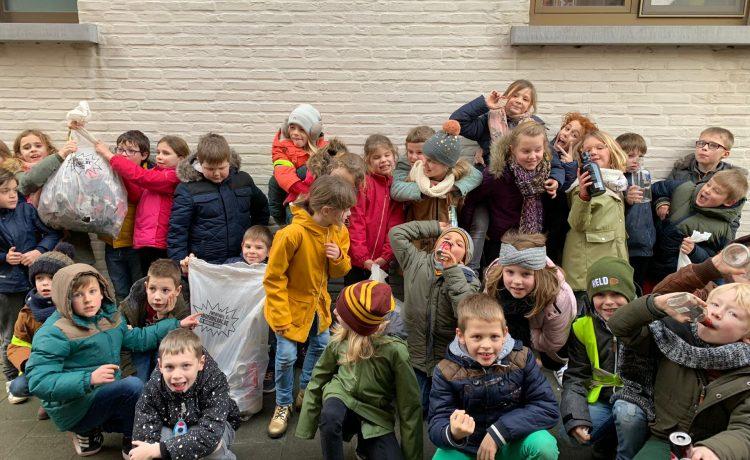 World Clean Up Day… Wij doen mee !