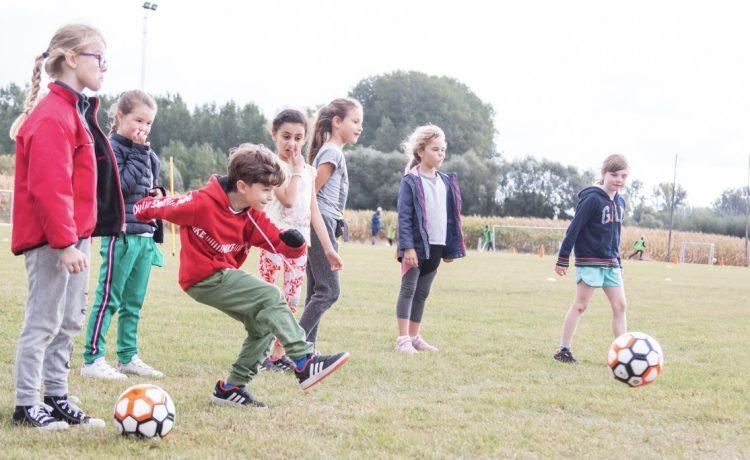 sportdag – voetbal