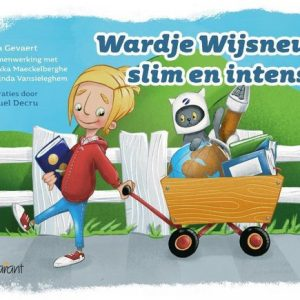 Wardje Wijsneus, slim en intens – Schitterend boekje rond hoogbegaafdheid